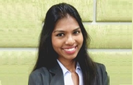 Charanya  Chellaiyan, Associate Director - Assurance Services