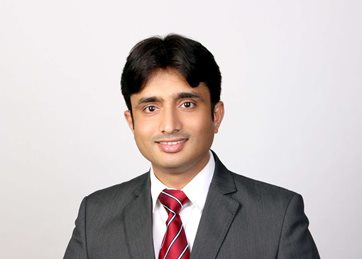 Shivendra Jha, Head of Advisory and International Liaison Partner (ILP)
